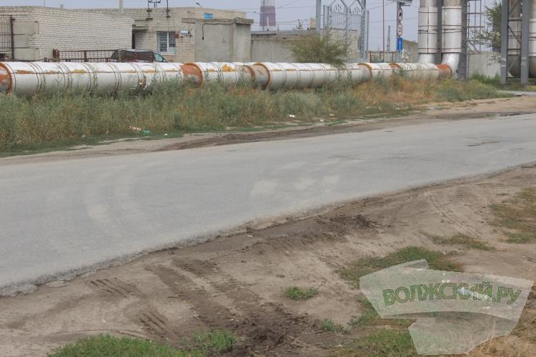В Волжском выявлены нарушения при строительстве автомойки