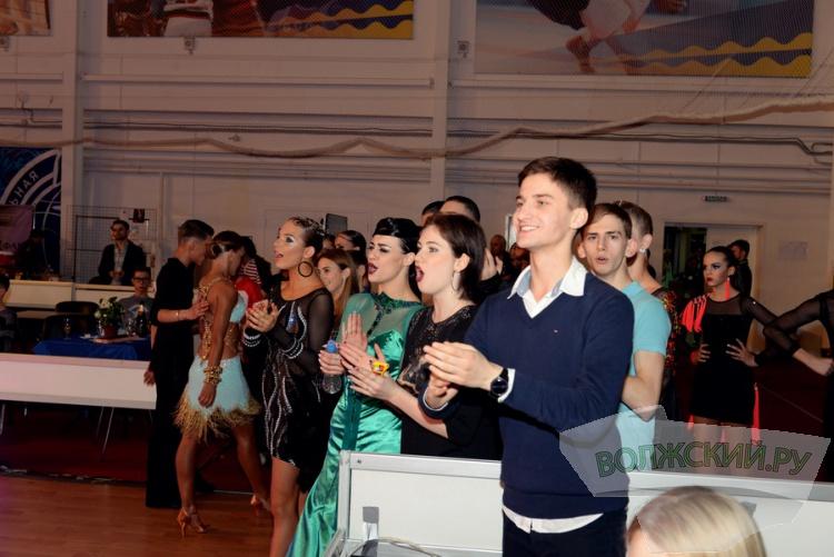 В Волжском завершился турнир по спортивным танцам «Кубок «Maxima»-2016»