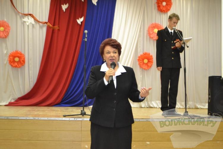 В Волжском вручили награды семьям погибших героев ВОВ