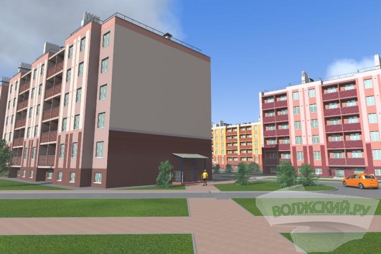 Волжанам предлагают комфортное жилье в новом комплексе «Династия»