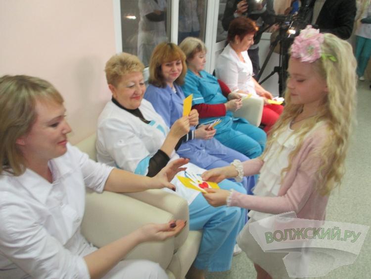 Волжане приняли участие в донорской акции