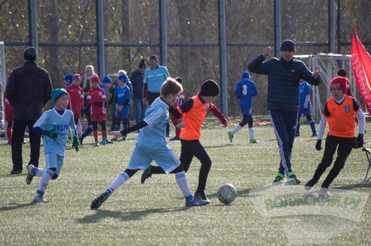 Волжские футболисты завоевали четыре «золота»