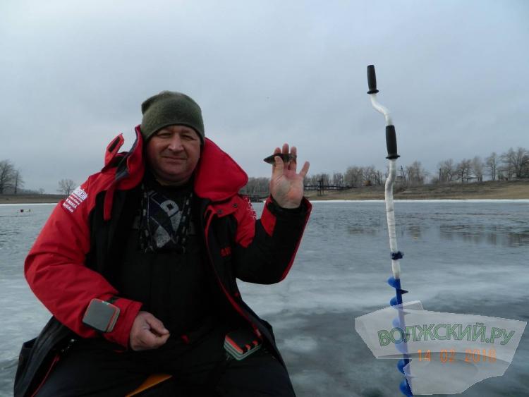 Волжские рыболовы победили в региональном чемпионате