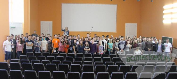 Волжские студенты выбрали «Лидера 2016»