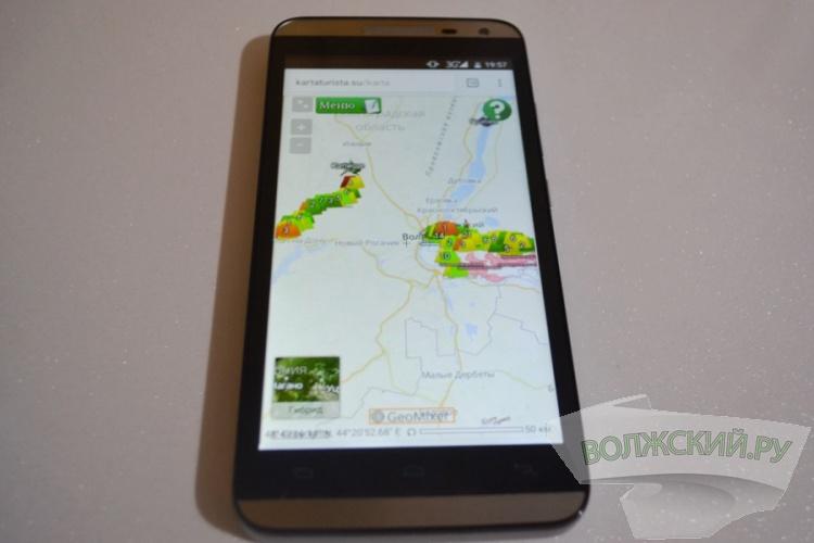 Волжский студент создал интерактивную карту туриста