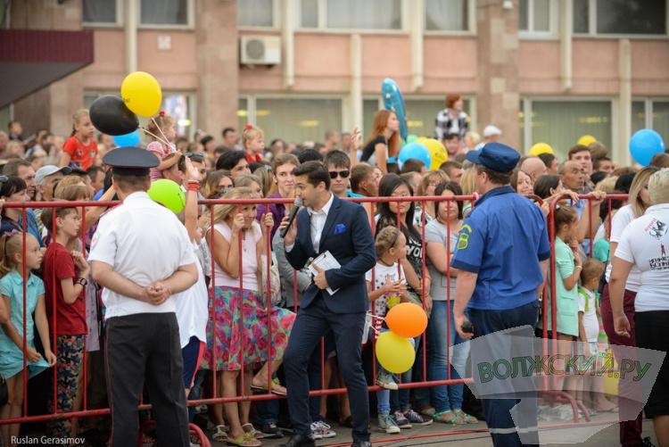 Волжскому – 62. Большой фотоотчет со Дня города