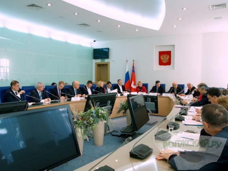 Зампредседателя волгоградской облдумы Станислав Коротков оставляет собственный пост