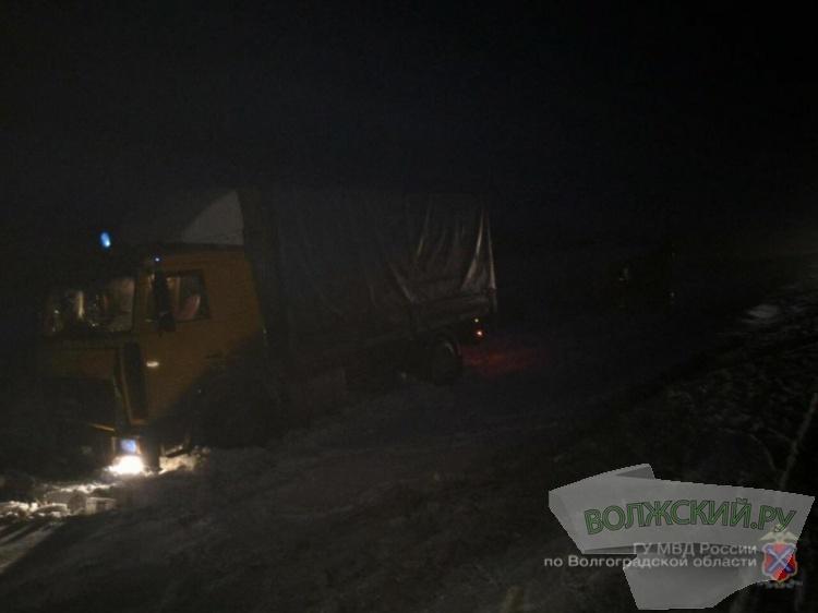 ВДубовском районе умер шофёр автобуса, направлявшегося вКамышин