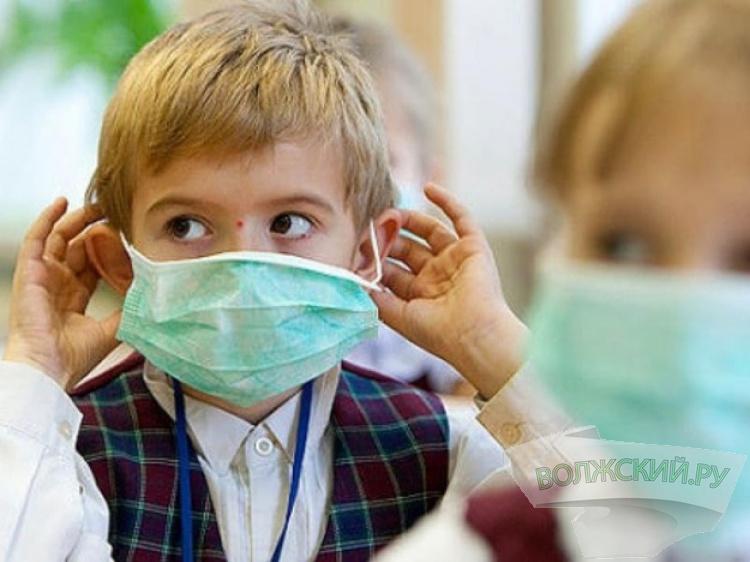 Все школы города закрыты накарантин из-за гриппа иОРВИ