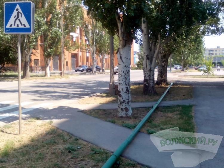 В Волжском проложат более 5 километров труб для полива