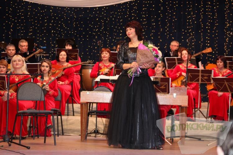 Юбилей Волжского русского народного оркестра прошел при полном аншлаге