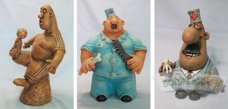 За подарками – в волжский бутик керамики « HandMaster»!