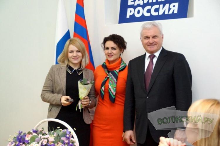 Журналист <b>Волжский.ру</b> получила спецприз в конкурсе региональных СМИ