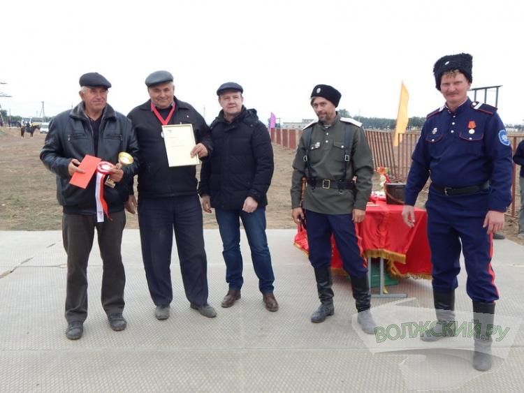 На «Сталинградских скачках» встретились английские «чистокровки» и ростовские «буденновки»