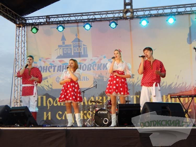 3-й Константиновский фестиваль в Волжском. Большой фотоотчет.