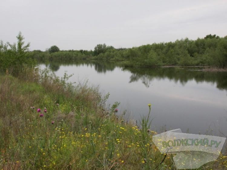 Объем сбросов Волжской ГЭС позволил наполнить водой ерики и озера