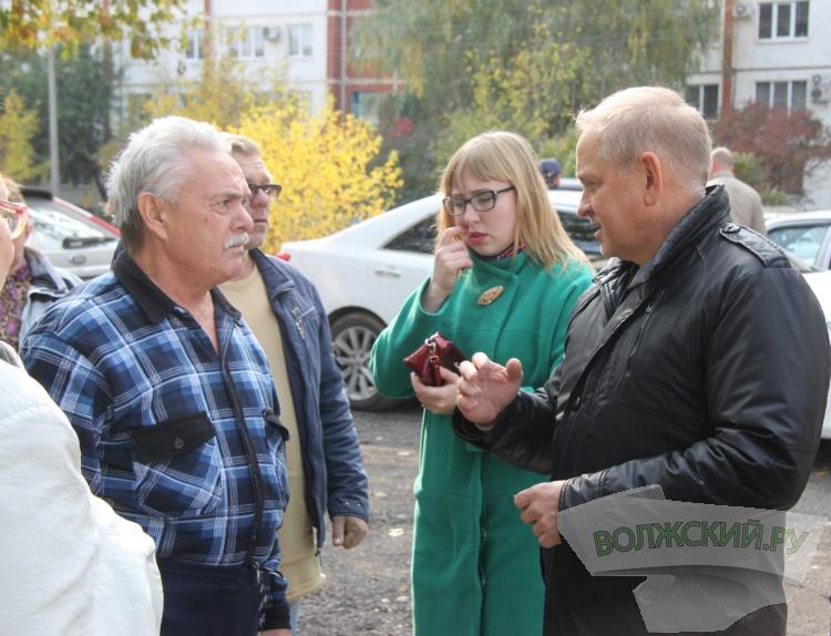 Игорь Воронин проверил исполнение своих поручений