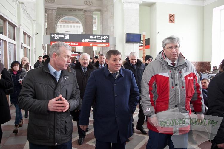 Из Волжского до волгоградского аэропорта будут ходить поезда