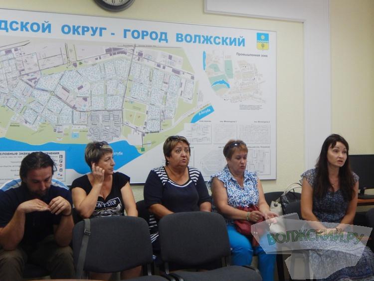 «Каскад» просит у мэрии Волжского автономии