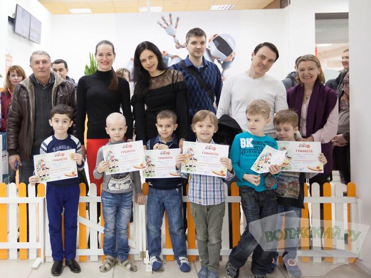 Клуб «Роботрек» в Волжском: год ярких достижений!