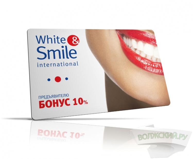 Косметическое отбеливание зубов в Волжском