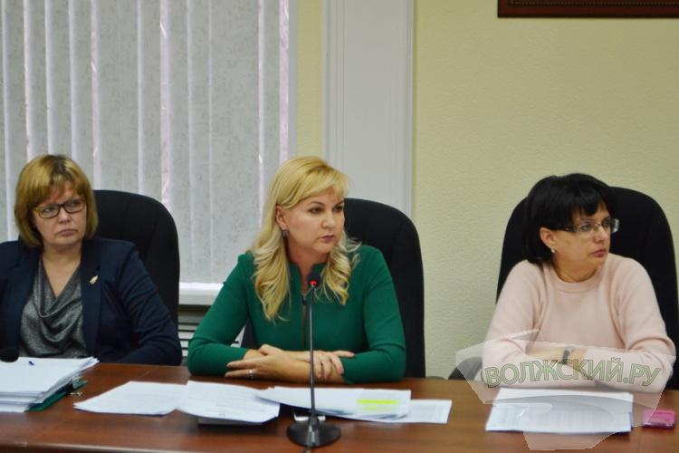 В Волжском вносят первые поправки в бюджет