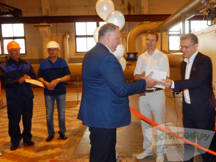 МУП «Водоканал» продолжает программу модернизации оборудования