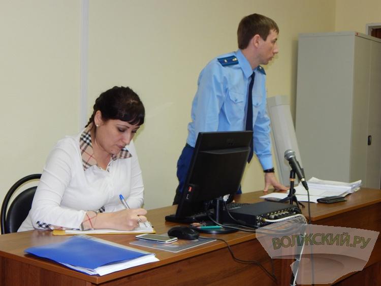 Николай Паршин снова не явился в Волжский на судебное заседание