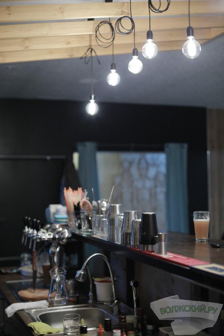 Новое кафе «Квартирник» ждёт волжан