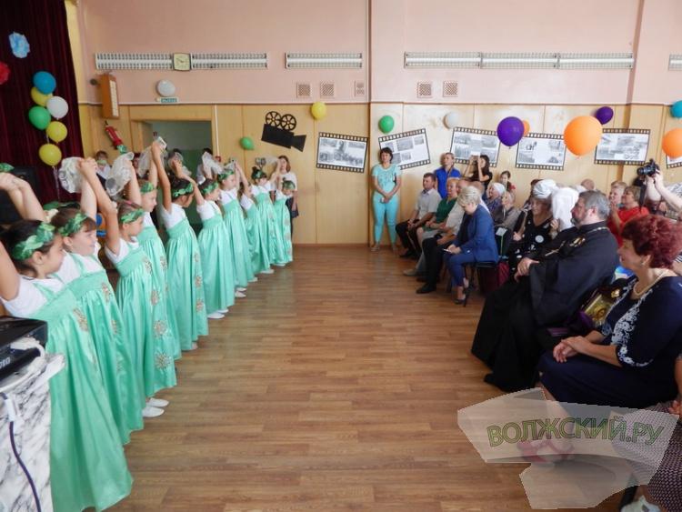 Поселок Краснооктябрьский отпраздновал свое 60-летие