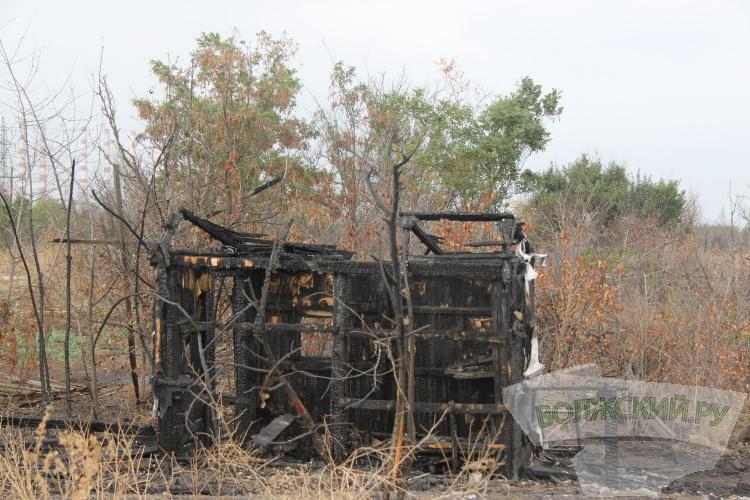 Пожары в Волгоградской области ликвидированы