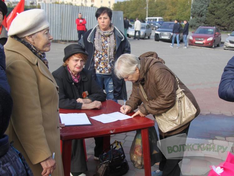 Протест против строительства производства карбамата МН сдулся