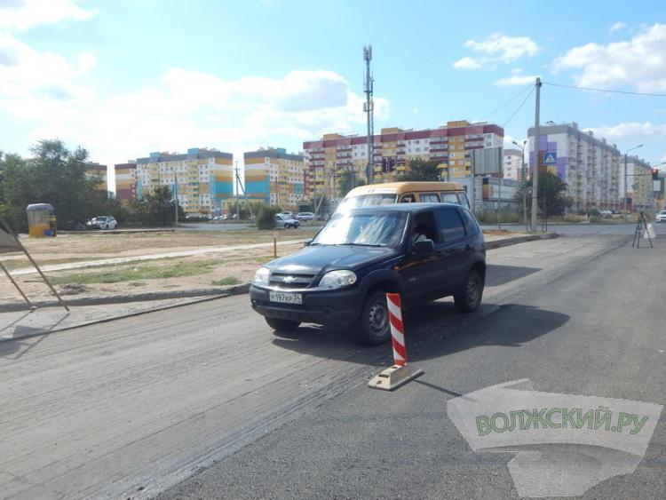 Ремонт дороги на Карбышева будет «кипеть» весь август