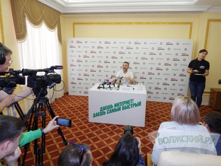 Сергей Шнуров вычислил, что в Волгограде живут богатые люди