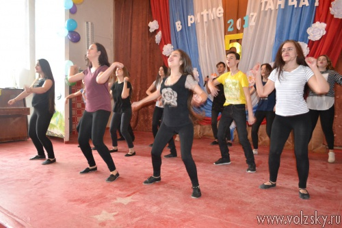 «Танцующий город» вышел на региональный уровень