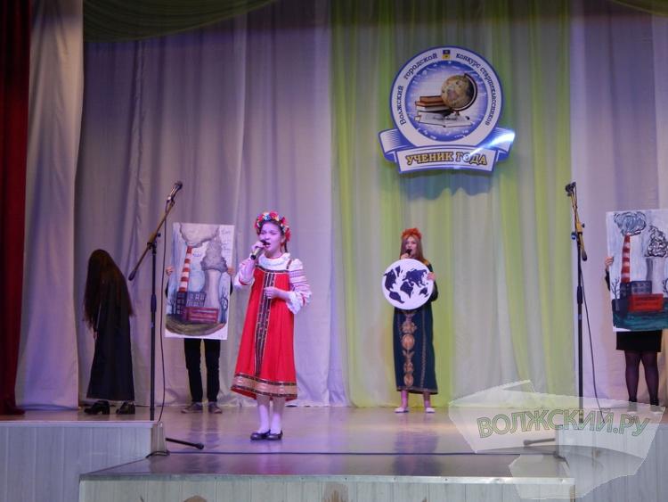 «Учеником года-2017» в Волжском стал кадет Данила Гаврилов