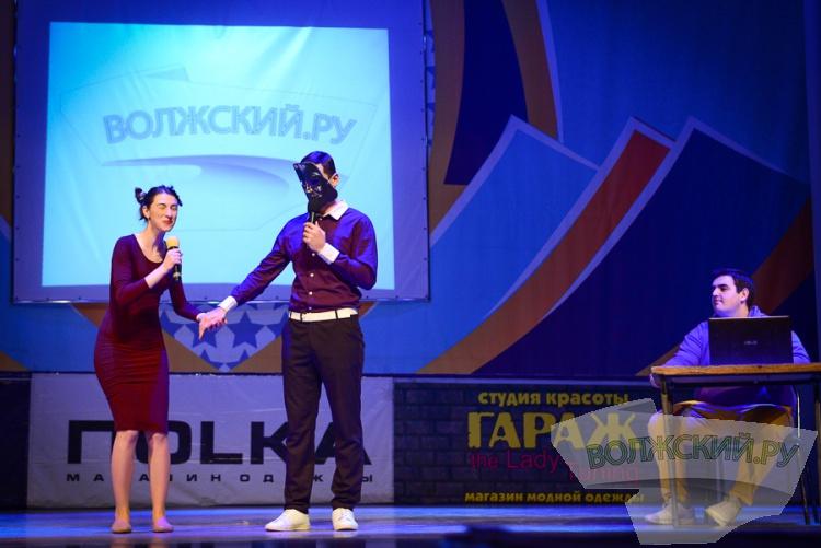 В первом полуфинале «Атмосферы» в Волжском снова победили ростовчане