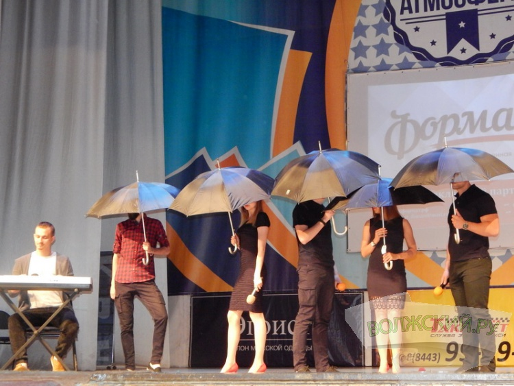 В полуфинал лиги КВН «Атмосфера» вышли 8 команд