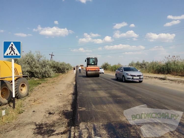 В регионе ремонтируют и освещают загородные трассы