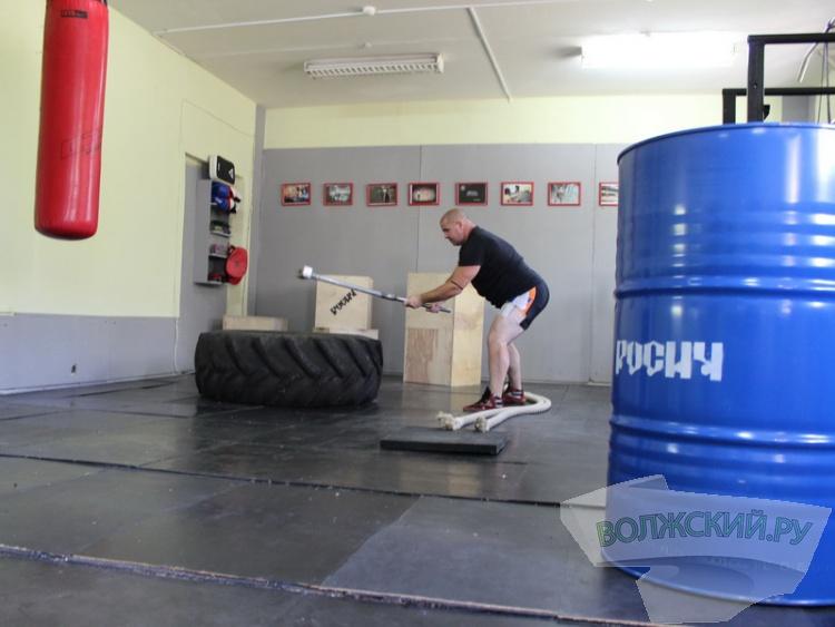 В СМК «Свет» открылся тренажерный зал для волжан