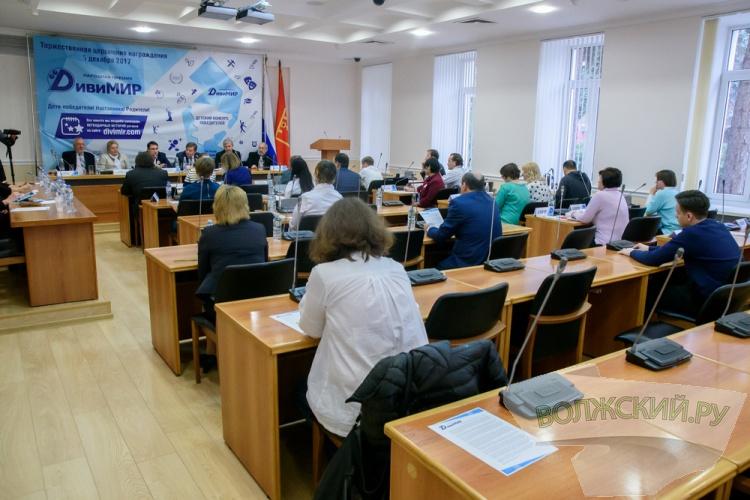 В Волгограде подвели предварительные итоги детского конкурса победителей «Народная премия «ДивиМИР»