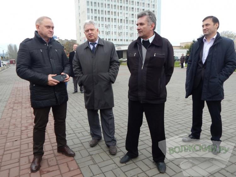 В Волжский прибыл еще 21 новый автобус