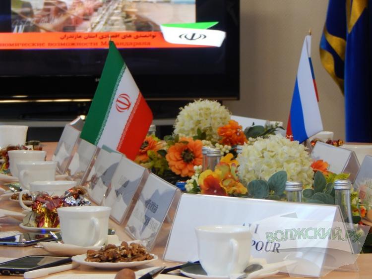 В Волжский прибыла очередная делегация из Ирана