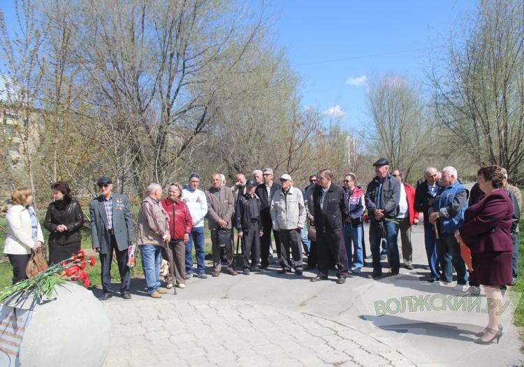 В Волжском почтили память «чернобыльцев»