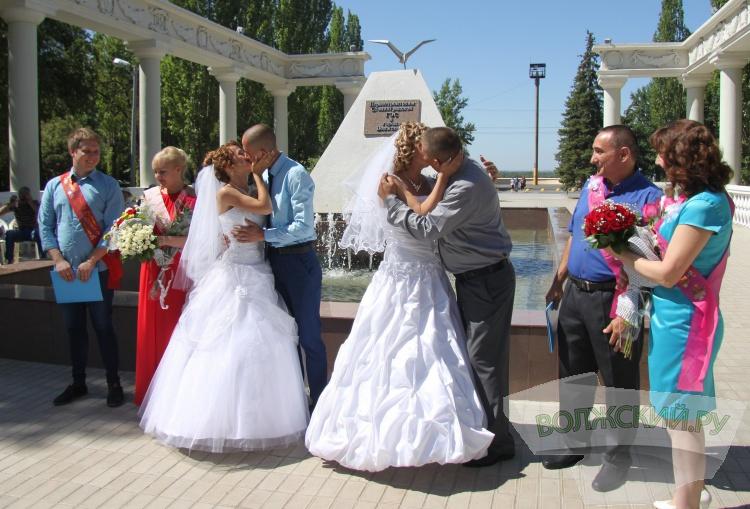 В Волжском появились две новые семьи