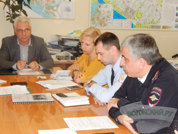 В Волжском представили новую схему движения на въезде в город