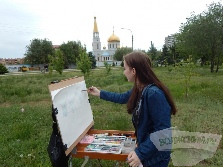 В Волжском проходит «Ночь музеев»