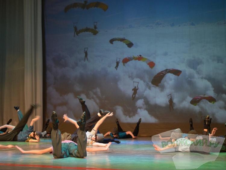 В Волжском прошел фестиваль «Гармония танца»