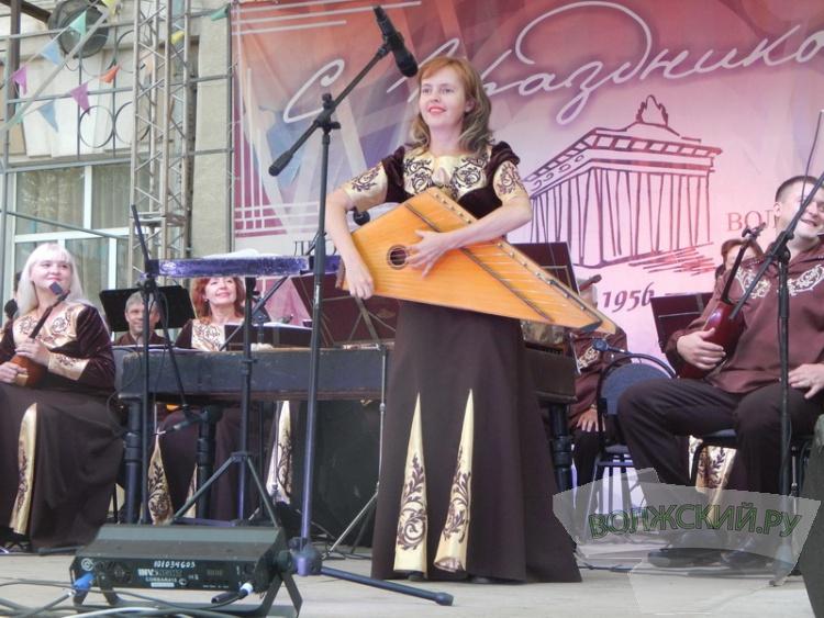 В Волжском прошел первый фестиваль оркестров