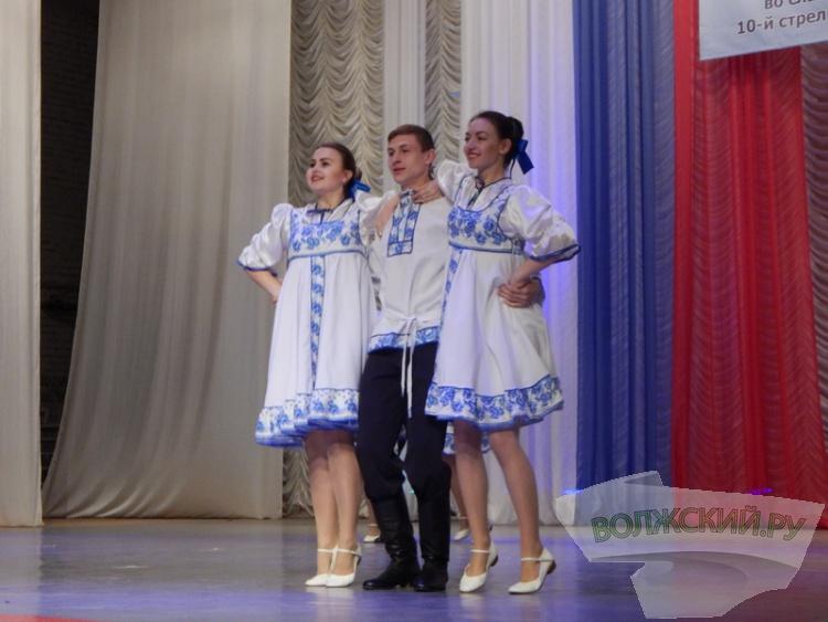 В Волжском прошел первый слет спецклассов МВД региона